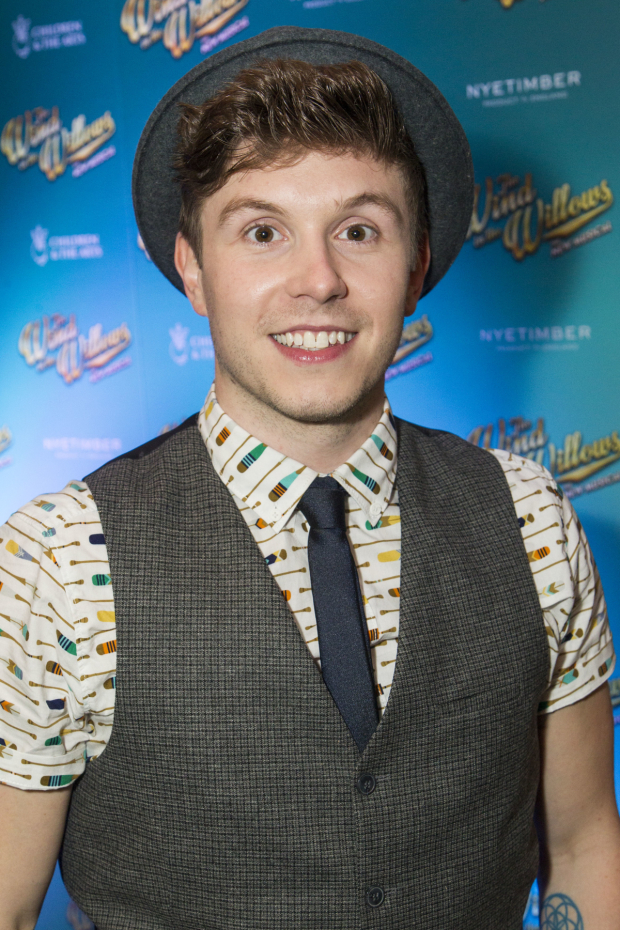 <p>Craig Mather (Mole)</p><br />© Dan Wooller for WhatsOnStage