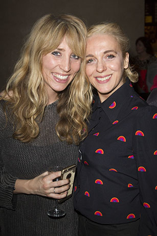<p>Daisy Haggard and Amanda Abbington</p><br />© Dan Wooller for WhatsOnStage