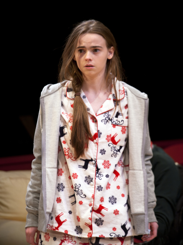 <p>Daisy Waterstone as Emma</p><br />Simon Annand