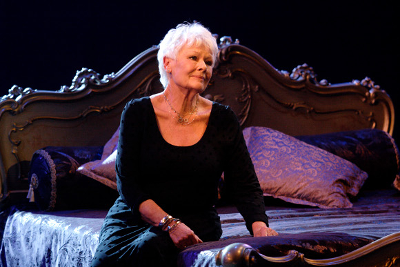 <p>Dame Judi Dench as Desirée Armfeldt, singing &quot&#x3B;Send in the Clowns&quot&#x3B; in Stephen Sondheim's <em>A Little Night Music</em> (which she originally performed at the NT in 1995)</p><br />© Catherine Ashmore