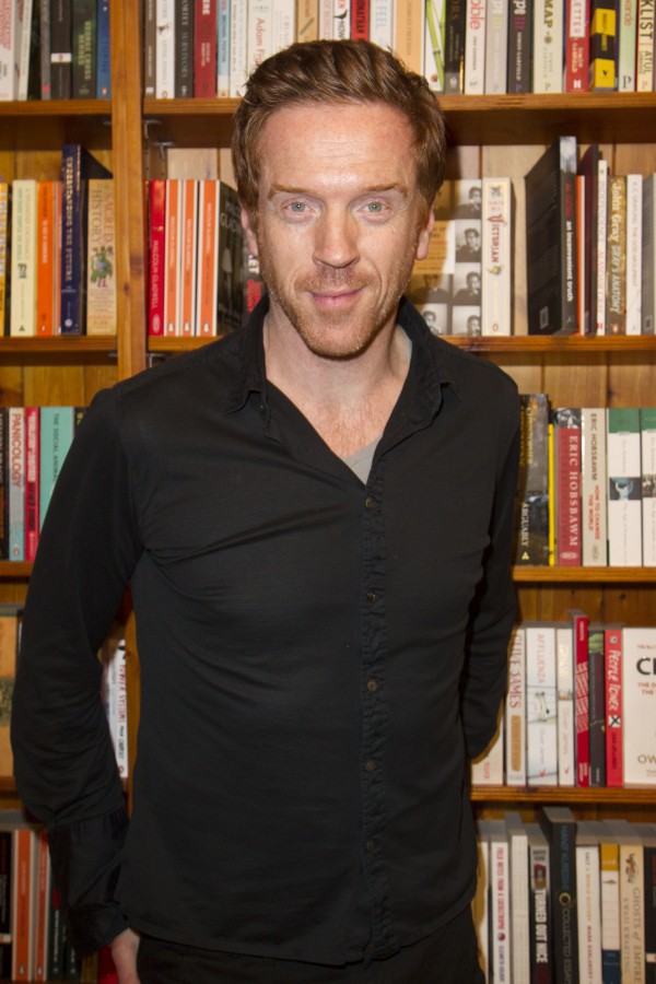 <p>Damian Lewis</p><br />© Dan Wooller for WhatsOnStage