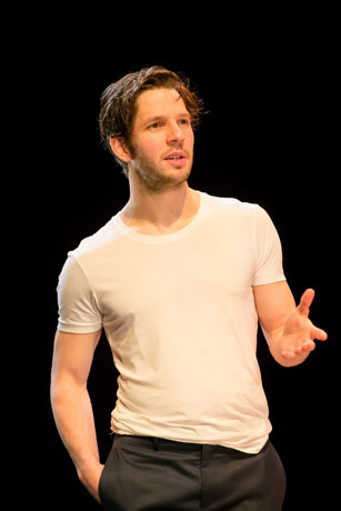 <p>Damien Molony as Spike</p><br />© Johan Persson