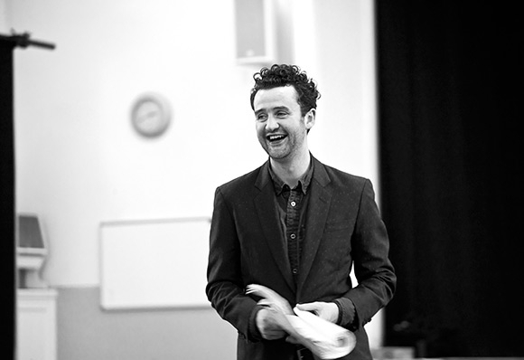 <p>Daniel Mays (Potts)</p><br />© Simon Annand