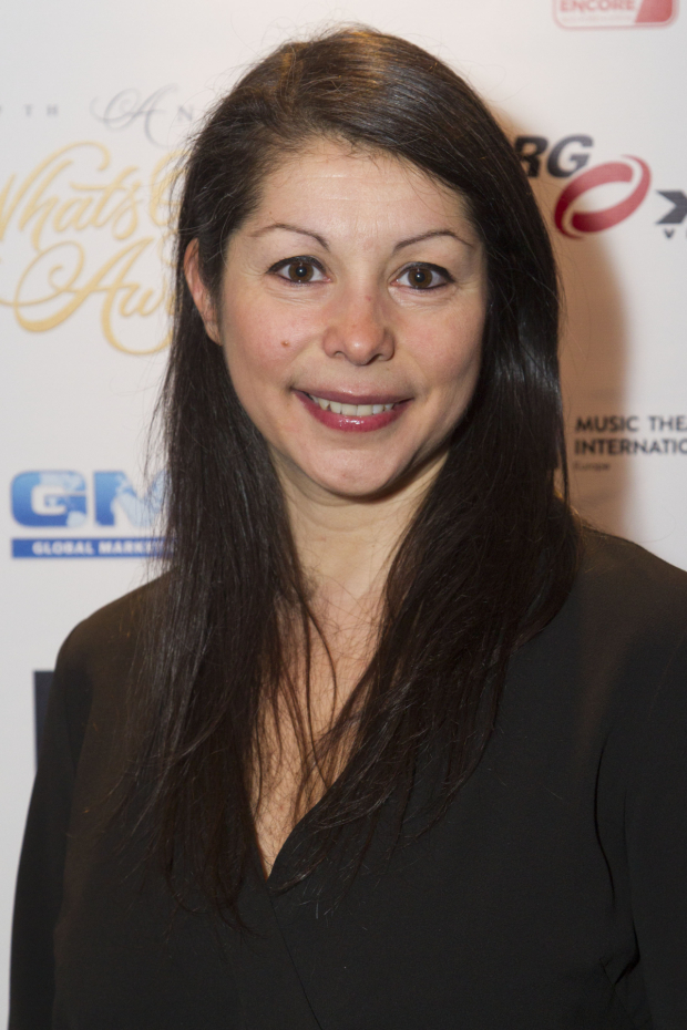 <p>Danielle Tarento</p><br />© Dan Wooller For WhatsOnStage