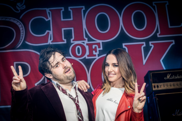 <p>David Fynn and Mel C</p><br />© Craig Sugden