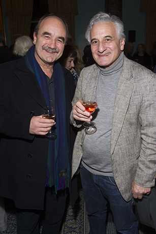 <p>David Haig and Henry Goodman</p><br />Dan Wooller for WhatsOnStage