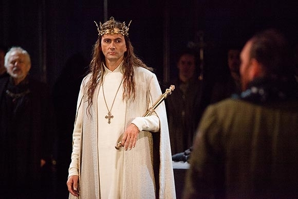 <p>David Tennant (Richard II)</p><br />© Kwame Lestrade