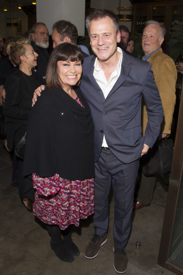 <p>Dawn French and Michael Grandage (director)</p><br />© Dan Wooller for WhatsOnStage