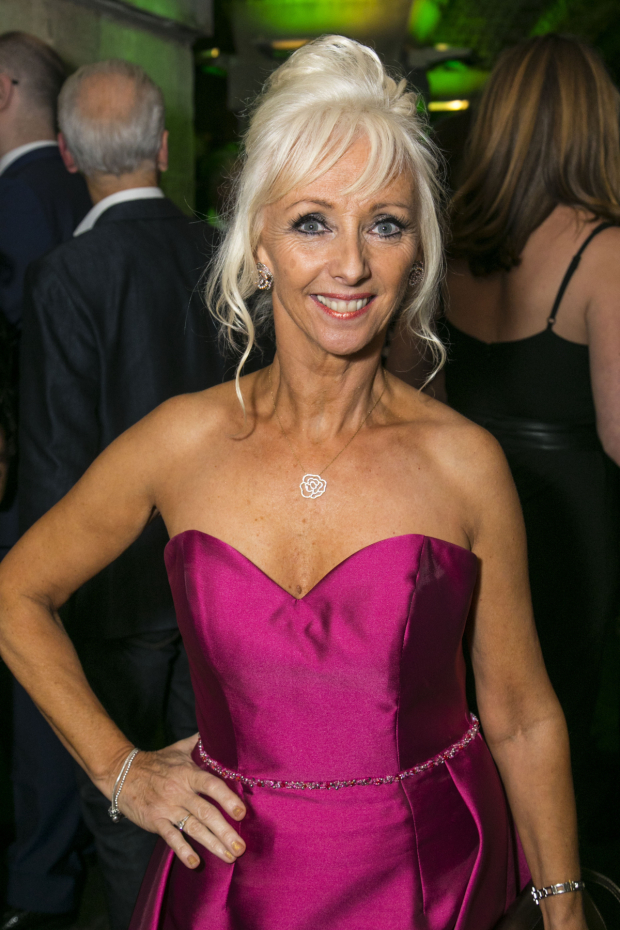 <p>Debbie McGee</p><br />© Dan Wooller for WhatsOnStage