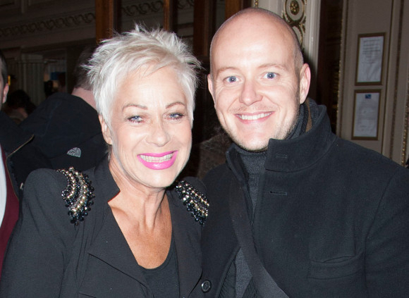 <p>Denise Welch and Lincoln Townley</p><br />© Dan Wooller