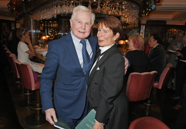 <p>Derek Jacobi and Celia Imrie </p><br />© 2017 Dave Benett