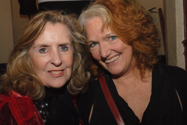 <p>Diana Jervis-Read (founder) and Louise Jameson (patron OffWestEnd.com)</p><br />© Anthony Ofoegbu