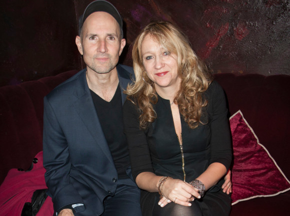 <p>Director Ian Rickson and producer Sonia Friedman</p><br />© Dan Wooller for WhatsOnStage