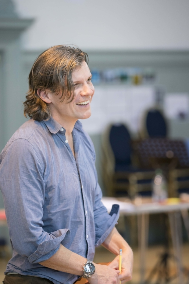 <p>Director Nigel Harman</p><br />© Manuel Harlan