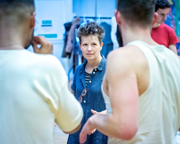 <p>Director Sally Cookson</p><br />© Anthony Robling