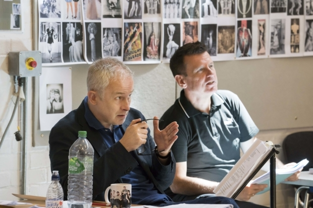 <p>Dominic Cooke (Director) and Bill Deamer (Choreographer)</p><br />© Johan Persson