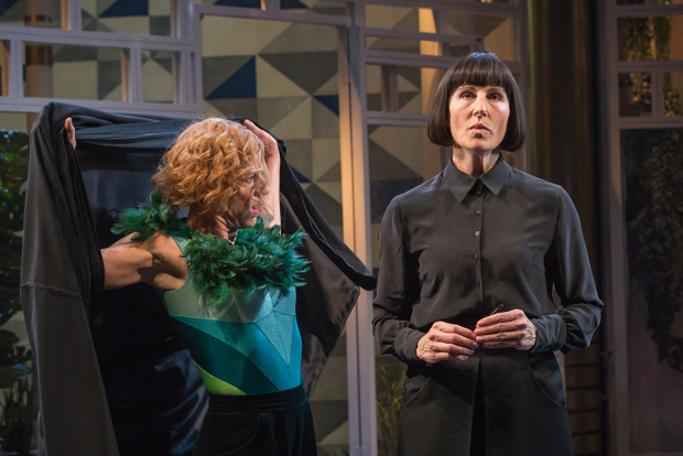 <p>Doon Mackichan and Tamsin Greig</p><br />© Marc Brenner