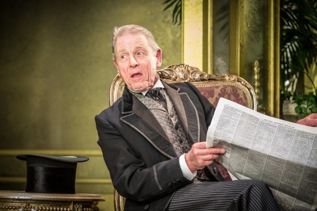 <p>Edward Fox</p><br />© Marc Brenner