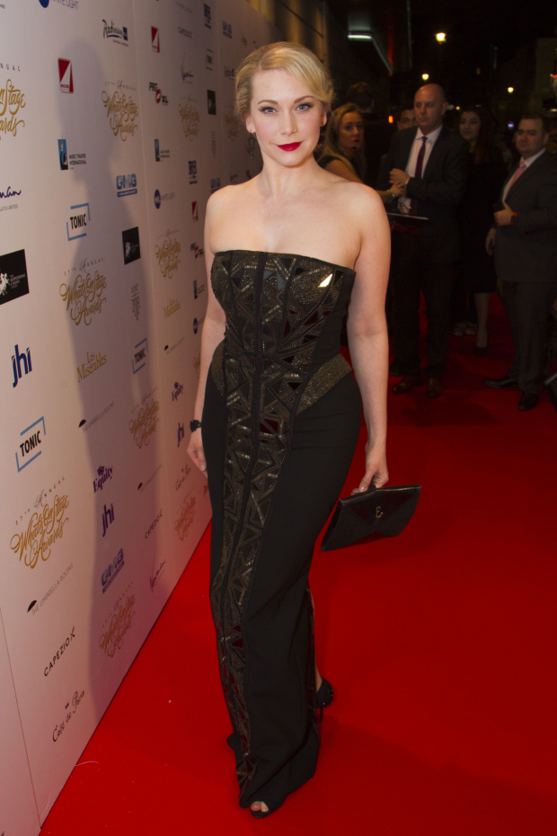<p>Emma Williams</p><br />© Dan Wooller for WhatsOnStage