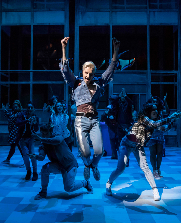 <p>John McCrea and cast in <em>Everybody&#39&#x3B;s Talking About Jamie</em></p><br />© Johan Persson
