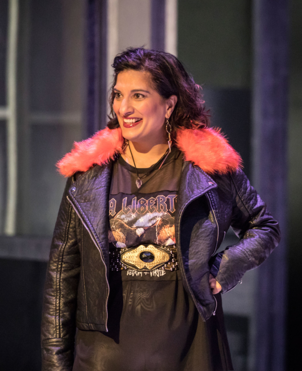 <p>Mina Anwar in <em>Everybody&#39&#x3B;s Talking About Jamie</em></p><br />© Johan Persson