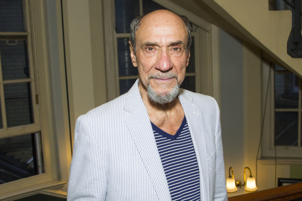 <p>F Murray Abraham (Benjamin Rubin) </p><br />© Dan Wooller for WhatsOnStage