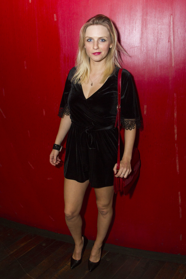 <p>Faye Marsay (Louise/Clare)</p><br />@ Dan Wooller for WhatsOnStage
