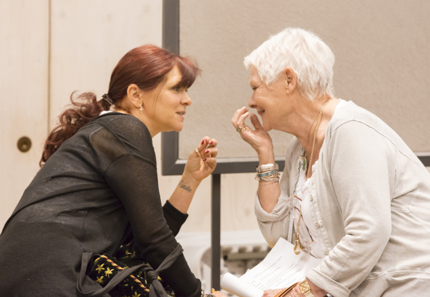 <p>Finty Williams (Lola Parkes) and Judi Dench (Christine Metcalfe)</p><br />© Johan Persson