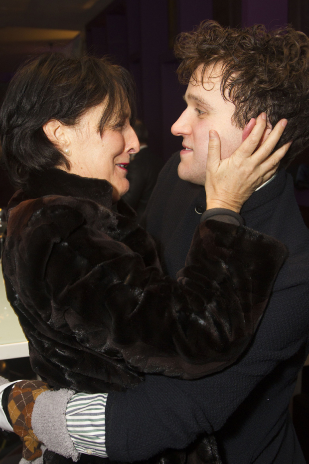 <p>Fiona Shaw and Harry Melling </p><br />© Dan Wooller