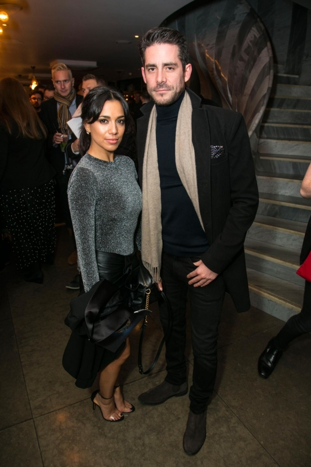 <p>Fiona Wade and Simon Cotton</p><br />© Dan Wooller for WhatsOnStage
