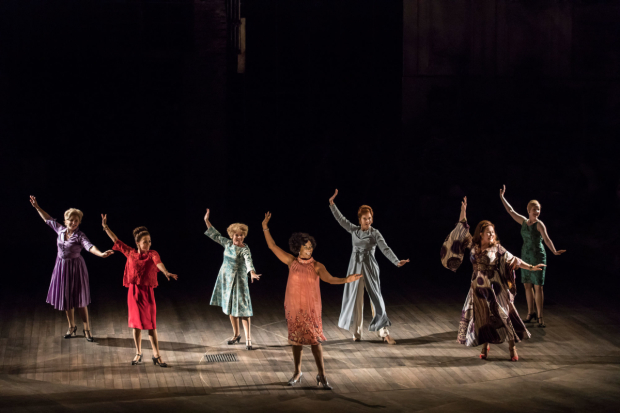 <p><em>Follies</em> at the National Theatre</p><br />© Johan Persson