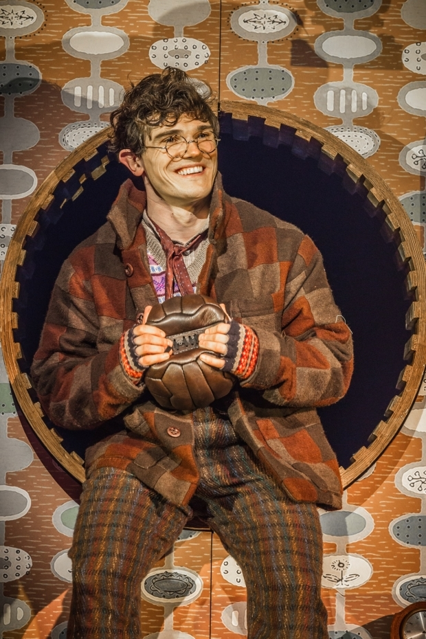 <p>Fra Fee as Mole in <em>The Wind in the Willows</em>.</p><br />© Marc Brenner/Jamie Hendry Productions