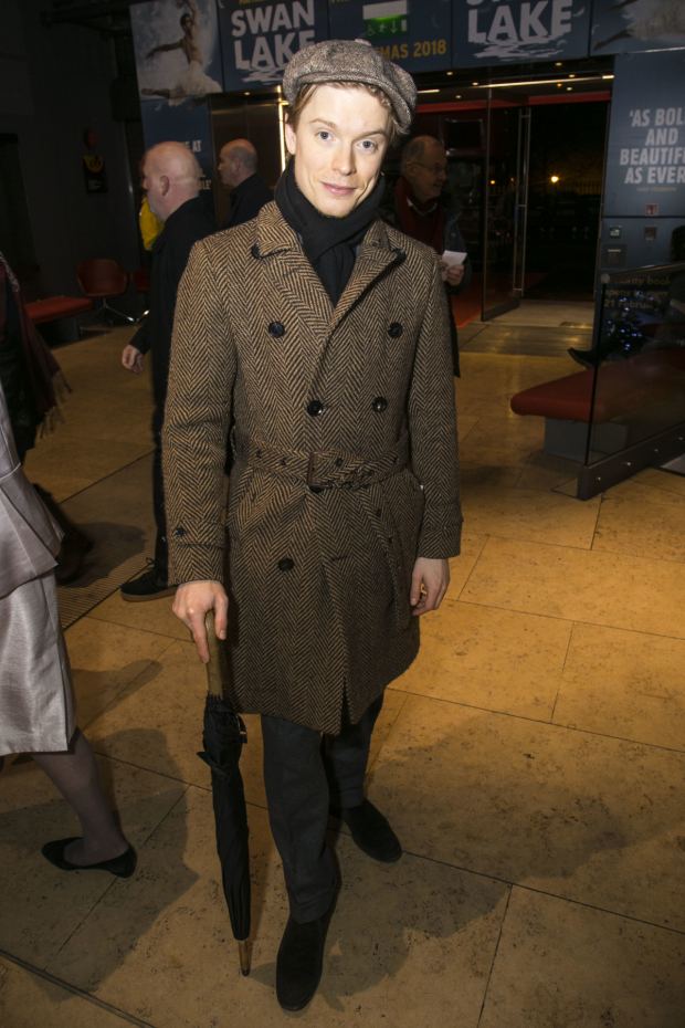 <p>Freddie Fox</p><br />© Dan Wooller for WhatsOnStage
