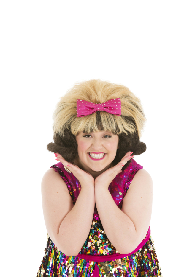 <p>Freya Sutton as Tracy Turnblad</p><br />© Martin Plasek Photography