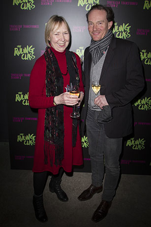 <p>Gabrielle Lloyd and Mark Meadows</p><br />Dan Wooller for WhatsOnStage
