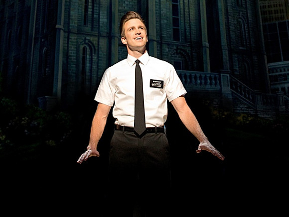 <p>Gavin Creel won Best Actor in a Musical for <em>The Book of Mormon</em> at the Prince of Wales Theatre</p>