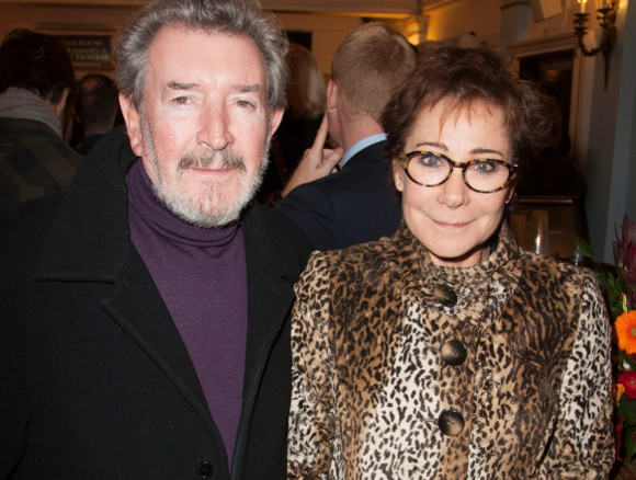 <p>Gawn Grainger and Zoe Wanamaker</p><br />© Dan Wooller for WhatsOnStage