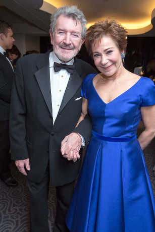<p>Gawn Grainger and Zoe Wanamaker</p><br />© Alex Lentati