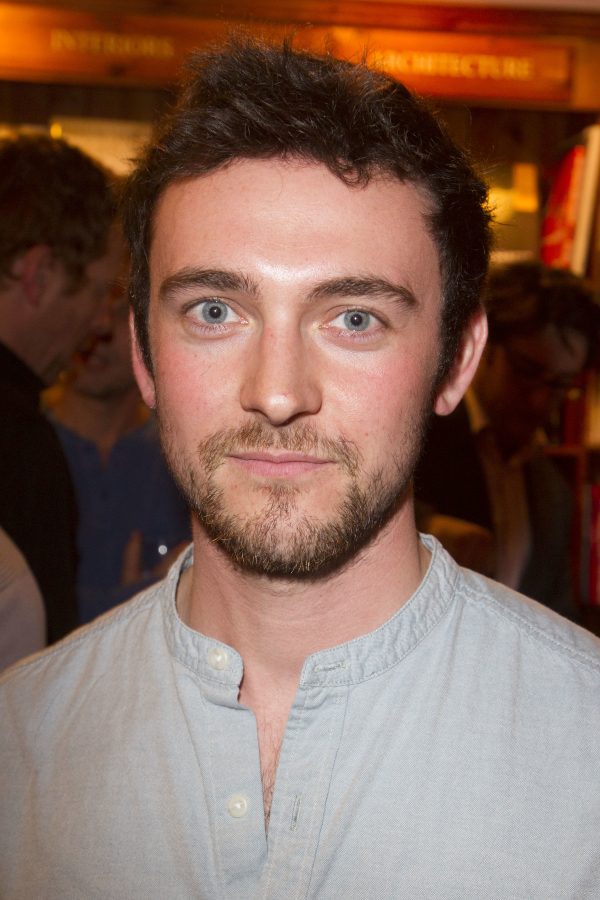 <p>George Blagden</p><br />© Dan Wooller for WhatsOnStage