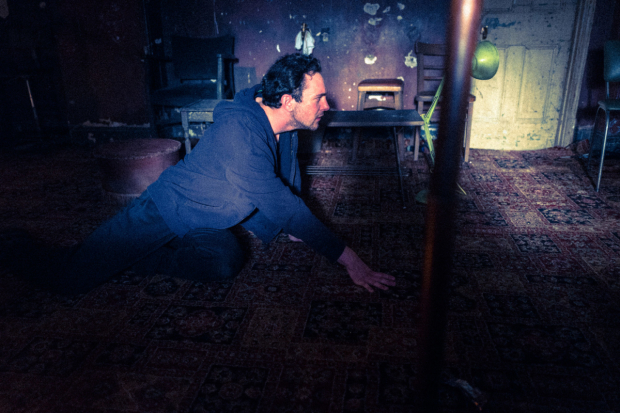 <p>George Blagden (Presley Stray) in <em>The Pitchfork Disney</em> </p><br />© Matt Humphrey