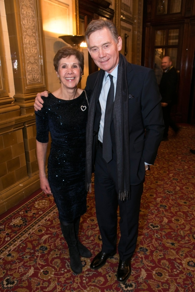 <p>Georgina Andrews and Anthony Andrews
