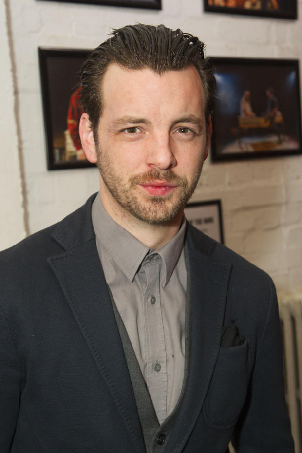 <p>Gethin Antony (Jake)</p><br />© Dan Wooller for WhatsOnStage