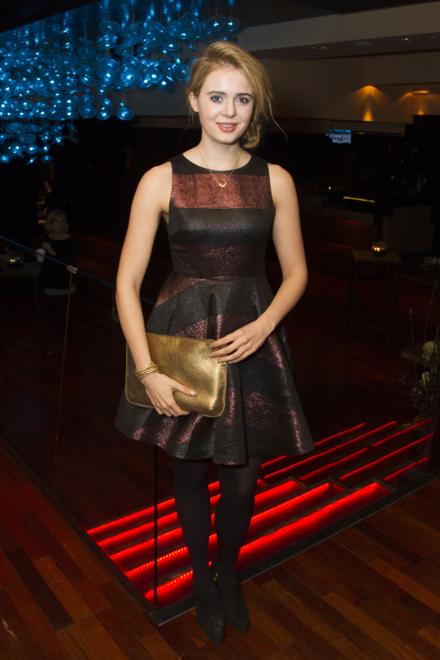 <p>Grace Link</p><br />© Dan Wooller for WhatsOnStage