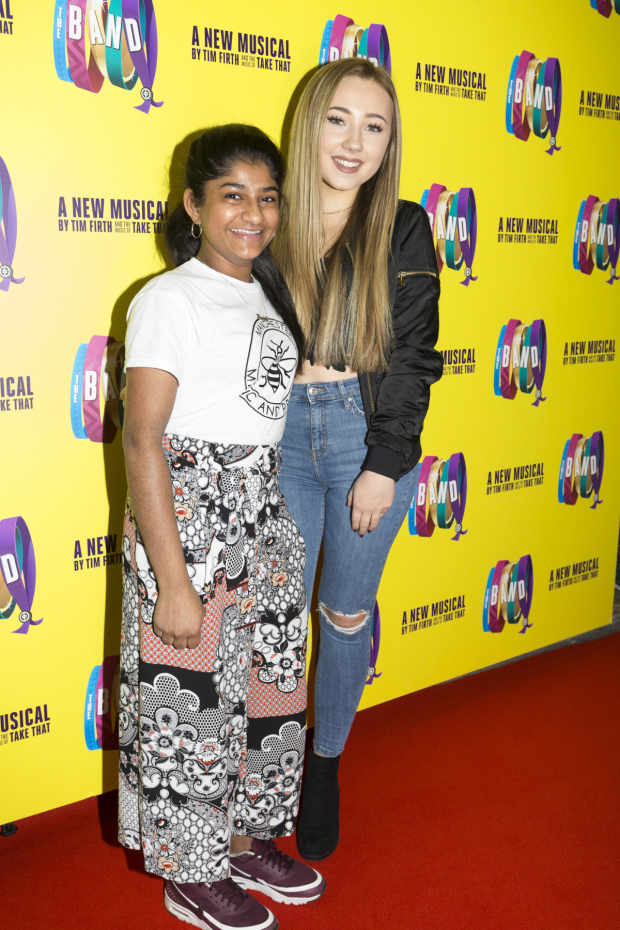 <p>Haiesha Mistry and Ruby O&#39&#x3B;Donnell </p><br />© Phil Treagus