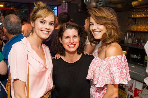 <p>Hannah Tointon, Jemima Rooper and Kara Tointon</p>