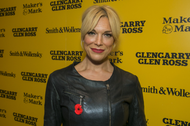 <p>Hannah Waddingham</p><br />© Dan Wooller for WhatsOnStage