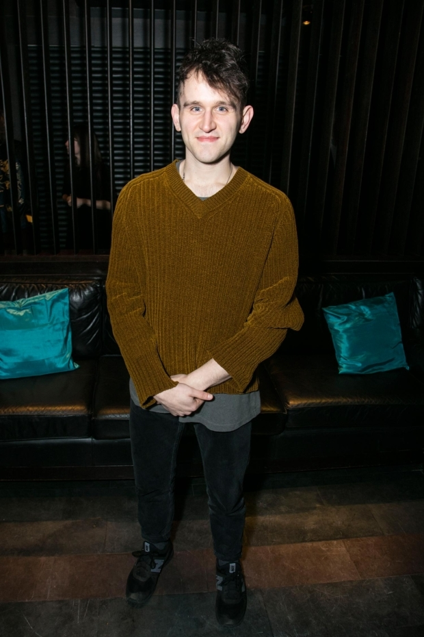 <p>Harry Melling</p><br />© Dan Wooller for WhatsOnStage