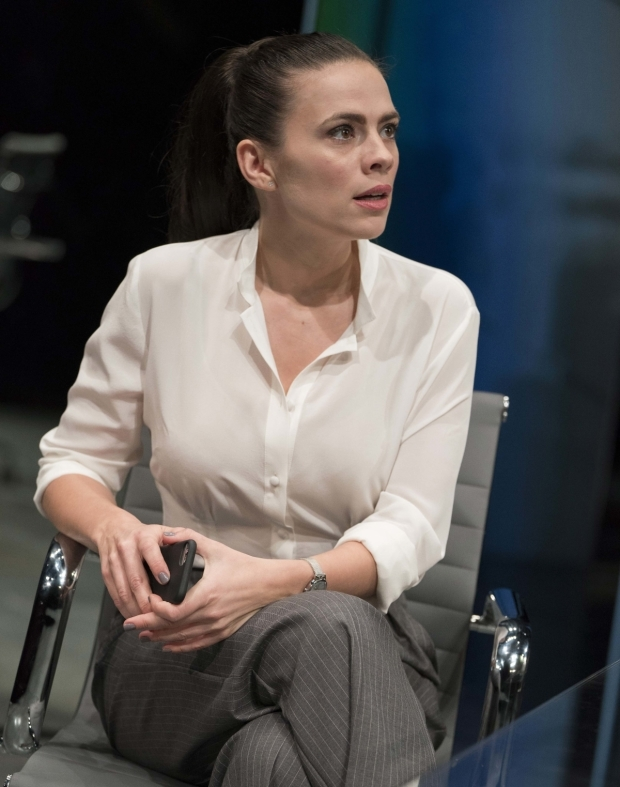 <p>Hayley Atwell (Jenny)</p><br />© Alastair Muir