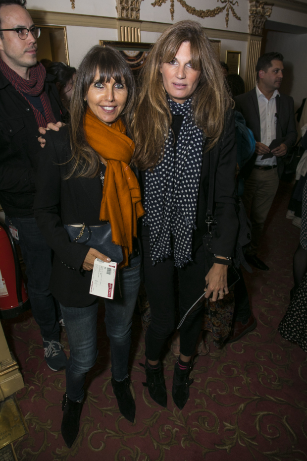 <p>Henrietta Conrad and Jemima Goldsmith</p><br />© Dan Wooller