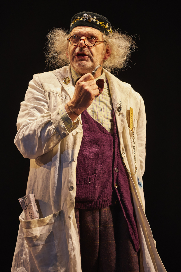 <p>Iain Johnstone as Professor Kirke</p><br />© Brinkhoff-Moegenburg